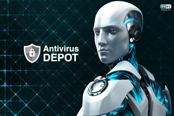 Antivirus Depot - Consultation, Intégration et développement Web