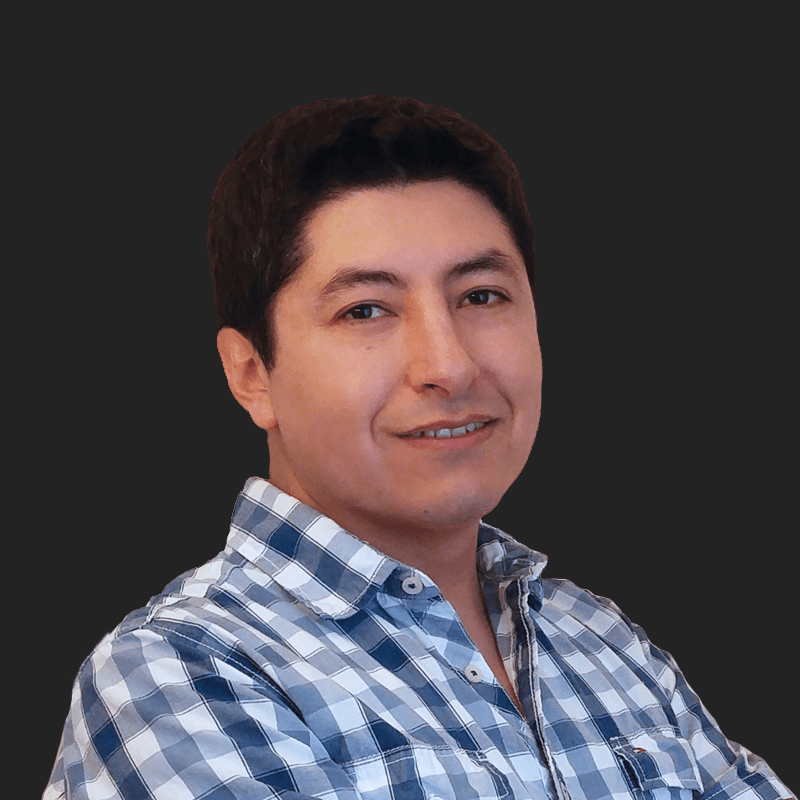 Luis Rosas – Web developer