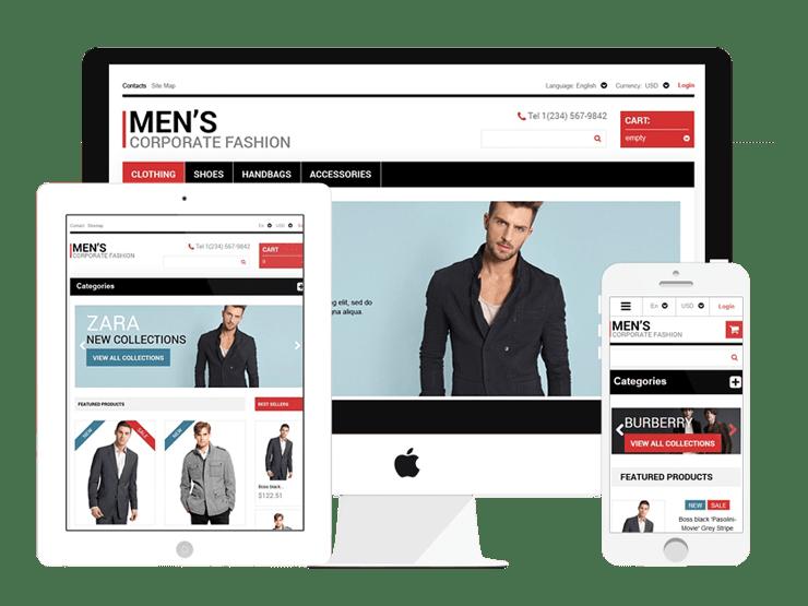 Design Boutique en ligne services