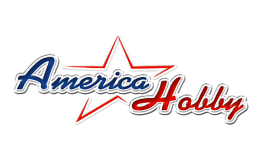 Conception logo America Hobby