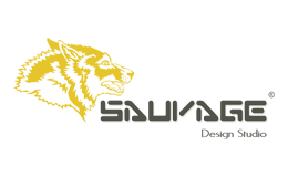 Conception logo Sauvage Design Studio