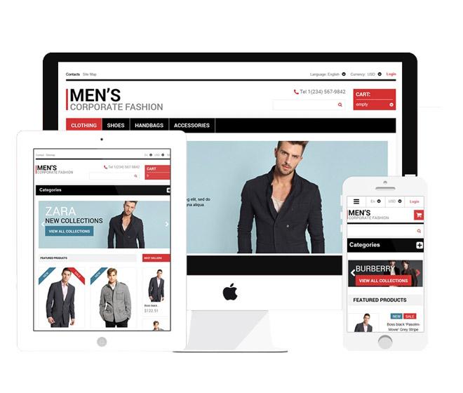 Design Boutique en ligne