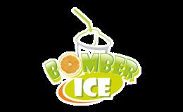 Design logo Bomber Ici