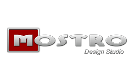 Design et conception logo Mostro-Design