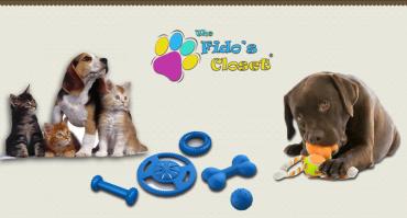 Bannière publicitaire The Fidos Closet