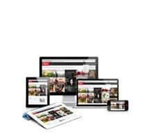 Conception site responsive