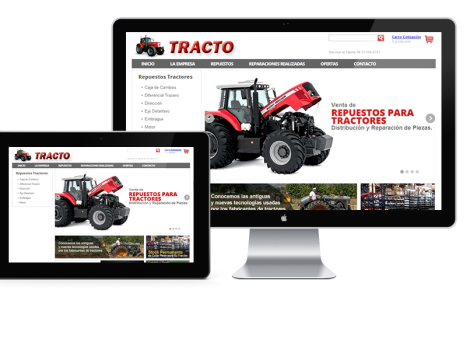Design Web Tracto