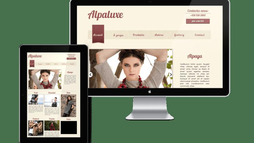 Portfolio-Alpagaluxe