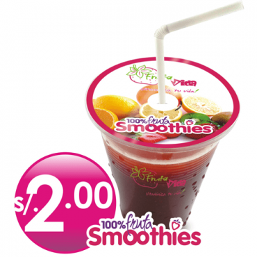 Produit Smoothies Fruta Vida