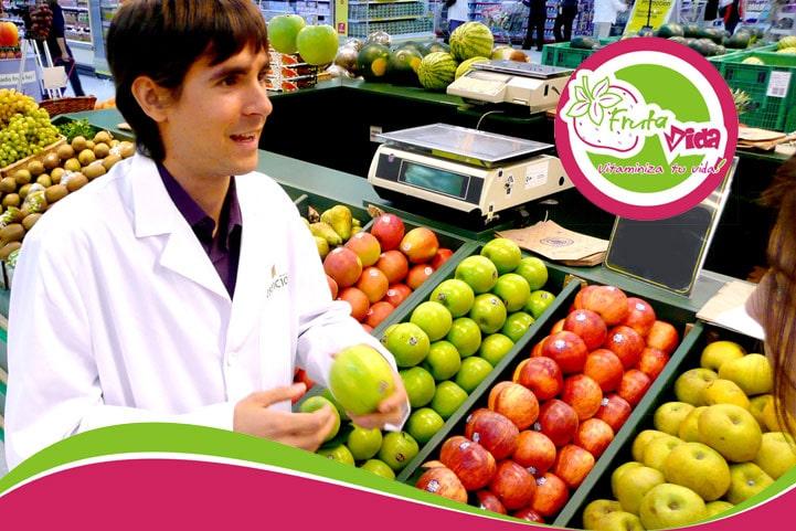 Publicité Fruta Vida Avril