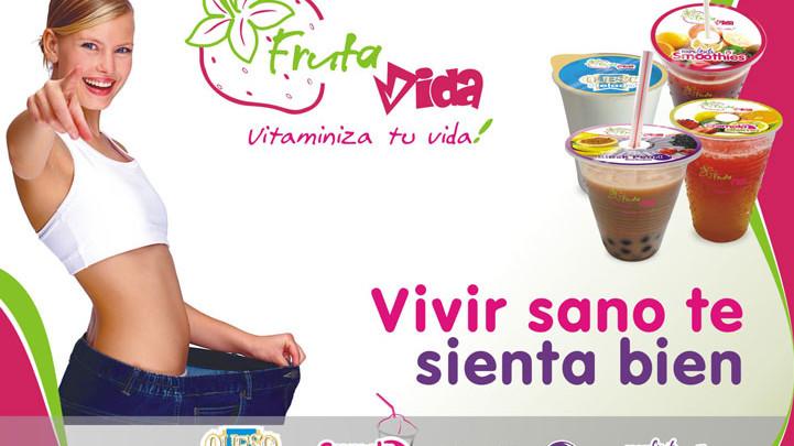 Publicité Fruta Vida Janvier