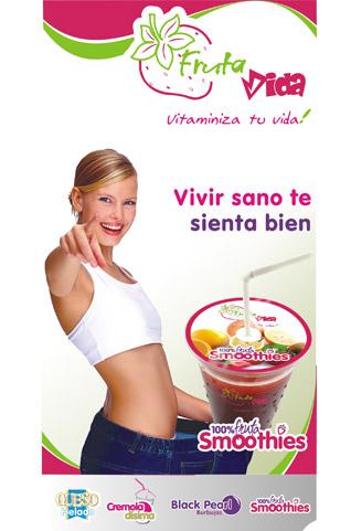 Publicité Fruta Vida fevrier