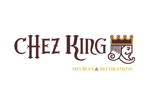 Conception de logo Chez King