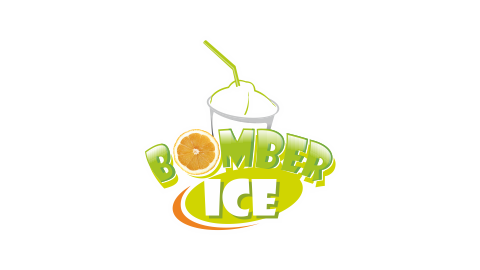 Conception Logo BomberIce