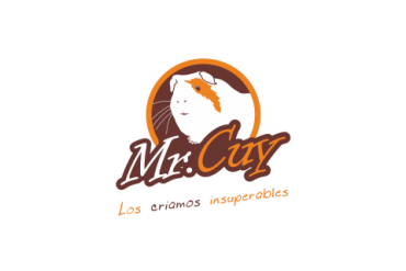 Conception logo MisterCuy
