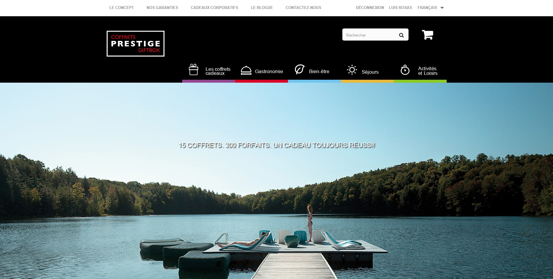 Assez Conception site Web, Design et Création à Montréal | Coffrets  PA94