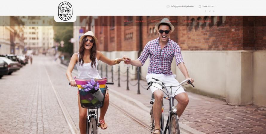 Garantie Bicycle Plateau Mont-Royal Montreal