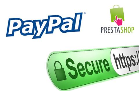 Update module PayPal USA PrestaShop SSL 3.0 protocol SSL_Certificates
