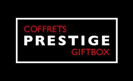 Les coffrets cadeuax Coffrets Prestige
