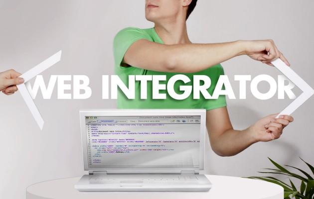 integrateur web