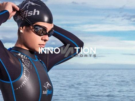 Développement Web Boutique en ligne Innovation Sports